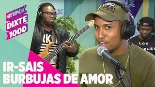 Ir-Sais covert Burbujas De Amor van Juan Luis Guerra!
