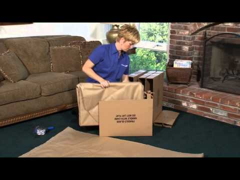 How To Pack A Family Room | Suddath Relocation Systems