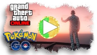 SMS - GTA vs Pokemon GO