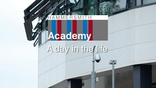 A Day in the Life at Hammersmith Academy