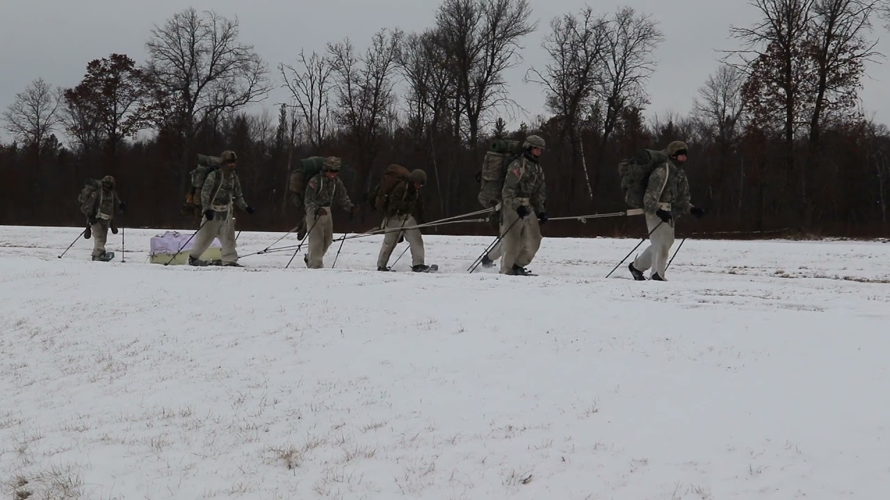 U.S Military - Cold-Weather Operations Course