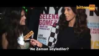 Selena Gomez, Zayn Malik'i Öpmek İstiyor
