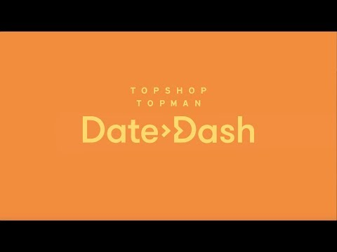 topshop.com & Topshop Discount Code video: DATE DASH TRAILER