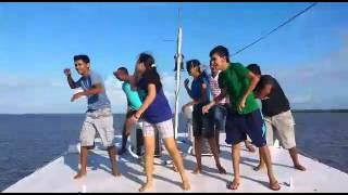 Dança do Canguru- Aline Barros (by: Equipe Missionária)