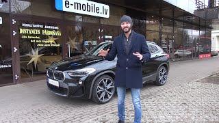BMW X2 - ĪSTA KONFEKTE