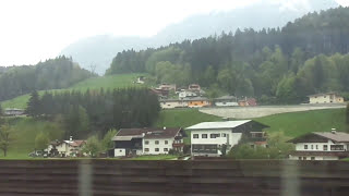 Germany to Italy Brennan Pass train ride feat Beth