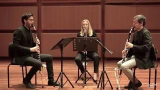 "Alessandro Carbonare Clarinet Trio - ""Voi che sapete"""