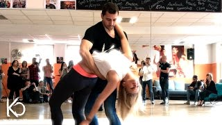 Kiko & Christina - Cuando se acaba el placer, Ephrem J @ Cuban Salsa Power AUGSBURG