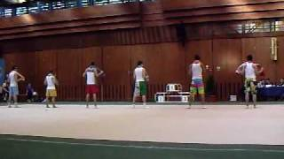 Men's rhytmic gymnastic - Balatoni láz