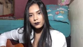 Eu, você, o mar e ela - Luan Santana (Cover Lorrana Veras)
