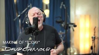 "David Gilmour - Making Of ""Today"""