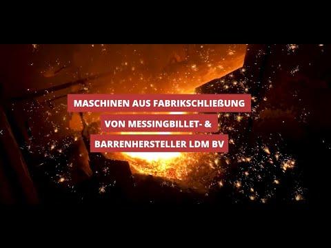 Online-Versteigerung (Teil 2): Gebrauchte Maschinen & Inventar - Mobiler Bagger, Gabelstapler & mehr