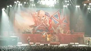 Iron Maiden - The Trooper - Live at Sheffield 10/5/17