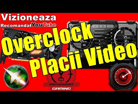 Overclock Placa Video
