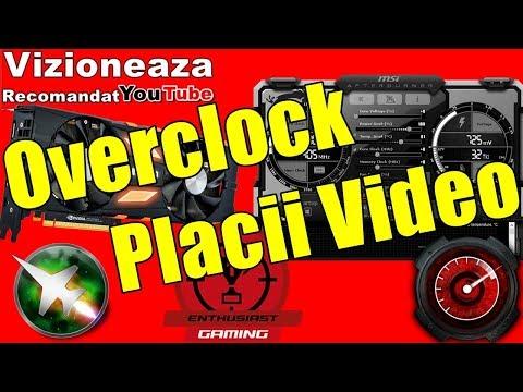 Overclock Placa Video