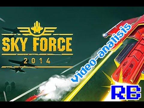 Vídeo análisis - Sky Force 2014
