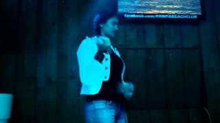 Karaoke André Sardet com Daniela Esdras
