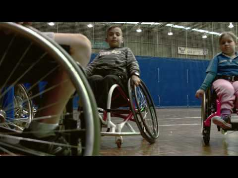 Holden Home Ground Advantage - Wheelchair Sports NSW Submission 2016