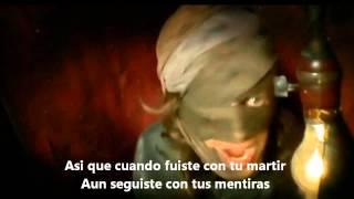 Apocalyptica feat Max Cavalera & Matt Tuck - Repressed (Sub. Español)
