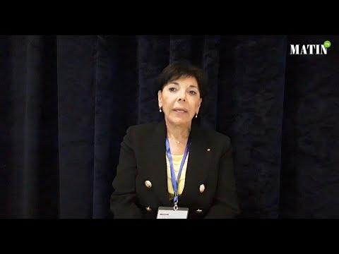 """Video : Ratiba Sekkat : """"la profession notariale au Maroc en est à ses premiers balbutiements en termes de digitalisation"""""""