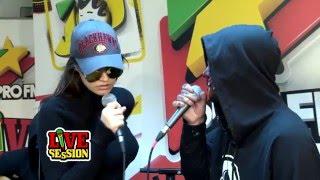 ANTONIA feat. Carla's Dreams - Suna-ma | ProFM LIVE Session