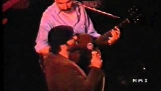 Lucio Dalla e Renzo Zenobi live - Telefono elettronico