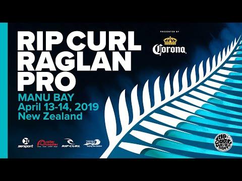 Rip Curl Raglan Pro | April 13 - 14 2019 | Teaser