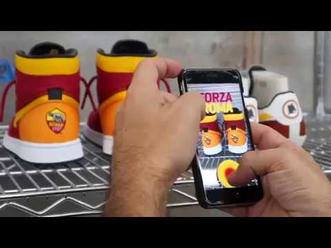 ROMA SNEAKERS! From sketch pad to the street in 60 seconds