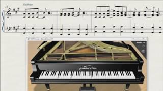 Nosso Deus (Our God) - André Valadão, Partitura/Arranjo para Piano