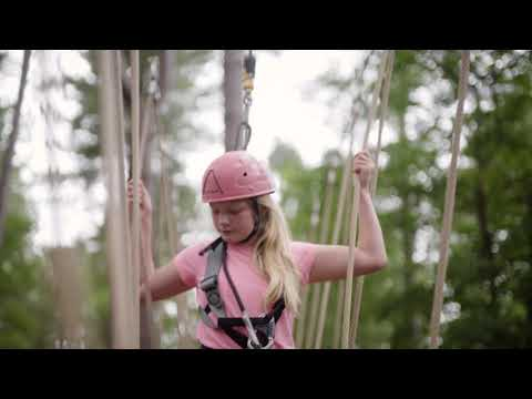 Center Parcs: Tree Trekking