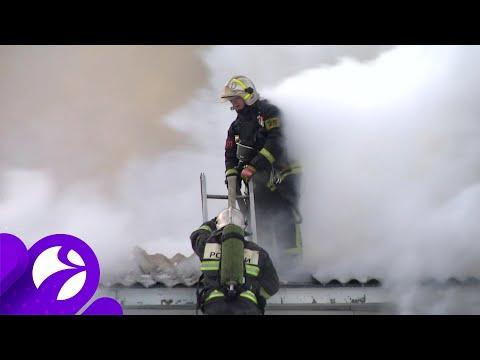 На Ямале отмечают День пожарной охраны России