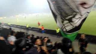 """Ultras VITÓRIA - """"O Grito"""" em Arouca"""