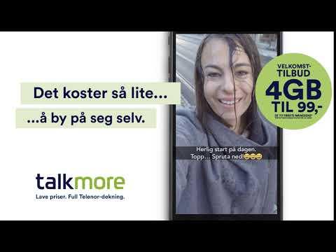 Talkmore   Våt