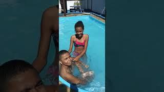 Segundo dia em Búzios: diversão na piscina