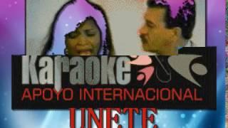 MIMI IBARRA FT TITO ROJAS   DUELE DUELE karaoke @DJ WALKY