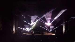 """Swept Away (Instrumental. Live)""--The xx"