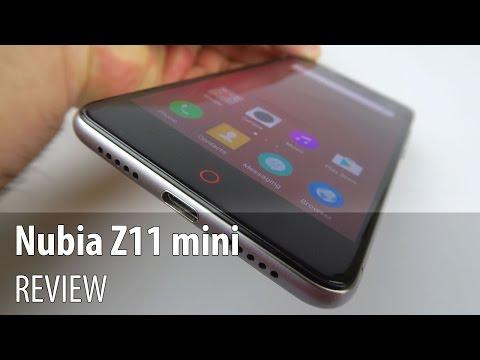 Nubia Z11 mini Review în Limba Română