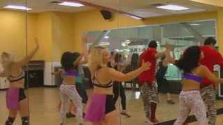 Lepo Lepo - J Alvarez ft. Psirico - Dance Fitness w/ Bradley - Crazy Sock TV