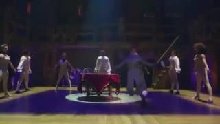 The Room Where It Happens Without Music [Hamilton Shreds]