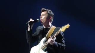 Rick Astley Dance 18/3/17 Oxford