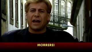 Fernando Santana - Amo-te (Por Amor Tudo Farei) (Karaoke)
