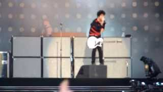 "Green Day ""Stray Heart"" Live @ Pinkpop 2013"
