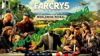 Far Cry 5 theme song - The Carter Family- When The World's On Fire