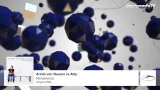 Armin van Buuren vs Arty - Nehalennia (From: Armin van Buuren - A State Of Trance 2013)