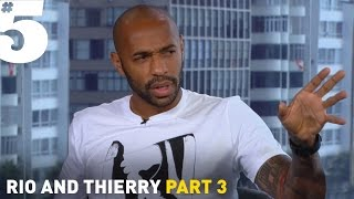 Henry: 'I respect Ronaldo - but Messi is the best in the world' | Rio & Thierry Part 3
