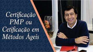 Certificação PMP ou Certificação em Métodos Ágeis para gerente de projetos | Robson Camargo