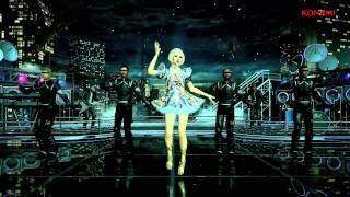 DanceEvolution(Xbox 360) 『KIMONO♥PRINCESS』 振り付けムービー