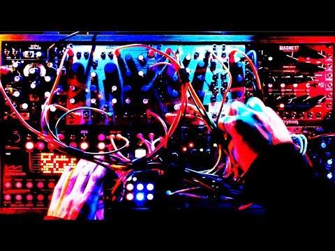 Rheyne - Sequenced Jam #71 (Live Modular Synth Performance)