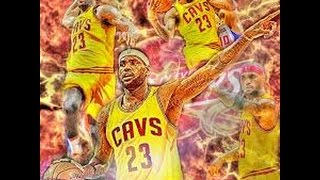 LeBron James   There He Go ᴴᴰ