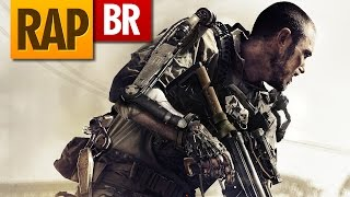 Rap do Call of Duty: Advanced Warfare | Tauz RapGame 28